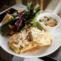 台北市美食 餐廳 咖啡、茶 咖啡館 光合箱子 東門店 照片