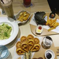 台北市美食 餐廳 速食 早餐速食店 WHO'S TEA 鬍子茶 照片