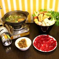 台南市美食 餐廳 火鍋 火鍋其他 鴻牛溫體牛肉個人鍋 照片