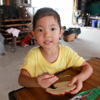 Chu Joseph-Bella在竹林松杉靈芝農場 pic_id=2398148