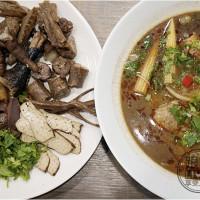 台北市美食 餐廳 中式料理 川菜 渥寶吉正宗四川滷味冒菜 照片