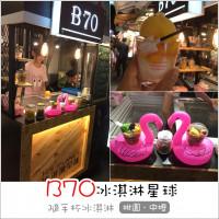 桃園市美食 餐廳 飲料、甜品 冰淇淋、優格店 B70 Ice Planet 照片