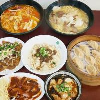台中市美食 餐廳 中式料理 小吃 蒸餃子 照片