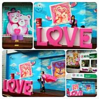 台南市休閒旅遊 景點 景點其他 北門郵局彩繪牆 照片