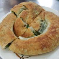 【食-新竹東區】大眾早餐★蝸牛形狀的蔥油餅☆鹹豆漿