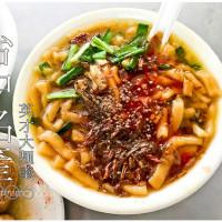 台中市美食 餐廳 中式料理 小吃 英才大麵羹 照片
