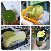 台南市美食 攤販 甜點、糕餅 萬餐節抹茶狂想曲 照片