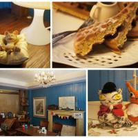 高雄市美食 餐廳 咖啡、茶 咖啡館 Sherlock Cafe' 夏洛克咖啡 照片