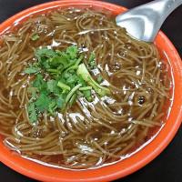 桃園市美食 餐廳 中式料理 小吃 古早味大腸蚵仔麵線(中興店) 照片