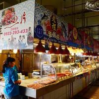 屏東縣休閒旅遊 景點 觀光商圈市集 華僑市場(東港) 照片