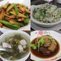 台中市美食 餐廳 中式料理 客家菜 悅軒上海客家餐館 照片