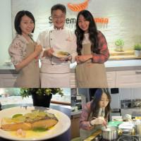台北市美食 餐廳 烘焙 烘焙其他 美威鮭魚料理廚房 照片