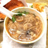 台北市美食 餐廳 中式料理 小吃 點新春麵線 照片