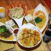 台中市美食 餐廳 異國料理 熊二咖哩 照片