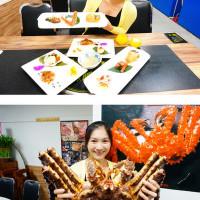 台北市美食 餐廳 中式料理 蟹樂町 照片