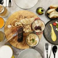 台北市美食 餐廳 異國料理 美式料理 棧 F-U Kitchen 照片