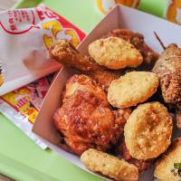 高雄市美食 餐廳 速食 漢堡、炸雞速食店 頂呱呱TKK (高雄大魯閣店) 照片