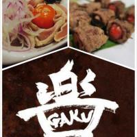 台北市美食 餐廳 餐廳燒烤 串燒 楽 GAKU 照片
