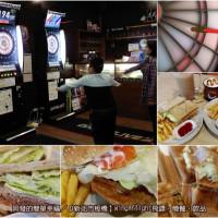 新北市美食 餐廳 速食 速食其他 Wing flight飛鏢輕食咖啡館 照片