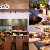桃園市美食 餐廳 咖啡、茶 咖啡館 野人獻曝咖啡館 照片