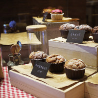台北市美食 餐廳 烘焙 蛋糕西點 Der Muffin Mann 德滿芬專門店 照片