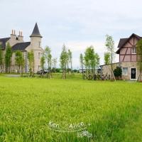 宜蘭縣休閒旅遊 住宿 民宿 法國小古堡 照片
