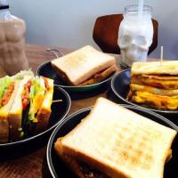 新北市美食 餐廳 中式料理 小吃 餓店碳烤吐司 照片