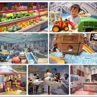新北市美食 餐廳 異國料理 異國料理其他 貝兒絲樂園親子樂園-冰雪童話主題館 照片