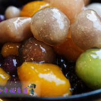 台南市美食 餐廳 飲料、甜品 剉冰、豆花 台南東區焦糖煉乳包心粉圓【新營店】 照片