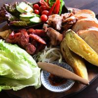 嘉義縣美食 餐廳 異國料理 多國料理 來吉部落廚房 照片
