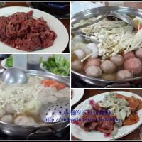 台中市美食 餐廳 火鍋 豐原汕頭牛肉店 照片