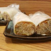 新竹市美食 餐廳 中式料理 小吃 桂花潤餅壹柒貳 照片