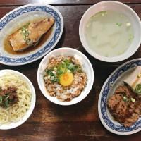 台中市美食 餐廳 中式料理 小吃 沙鹿拉仔麵 照片