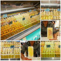 台北市美食 餐廳 飲料、甜品 冰淇淋、優格店 N.O14十四味時尚冰菓鮮果冰棒(統一時代百貨) 照片