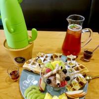 台中市美食 餐廳 異國料理 義式料理 仙人掌晨午食 Cactus Cafe' 照片
