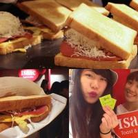 台北市美食 餐廳 異國料理 Isaac Toast & Caffee 快閃店 (2016年7月18日~7月27日) 照片