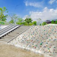 台南市休閒旅遊 景點 公園 南科兒童遊戲場 照片