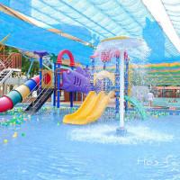 台北市休閒旅遊 運動休閒 游泳池 前港公園游泳池 照片