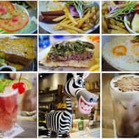 新竹市美食 餐廳 異國料理 斑馬騷莎勝利店 照片