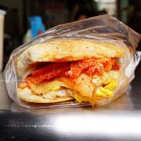 台中市美食 餐廳 中式料理 小吃 大甲城燒餅店 照片