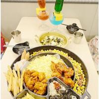 台中市美食 餐廳 異國料理 韓式料理 Running Toppokki奔跑吧!年糕鍋 台灣1號店 照片