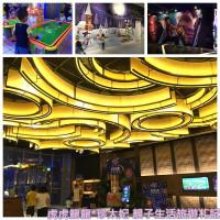 新北市休閒旅遊 購物娛樂 購物中心、百貨商城 晶冠廣場 照片
