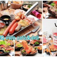 桃園市美食 餐廳 異國料理 多國料理 JOJO yum cafe&deli 照片