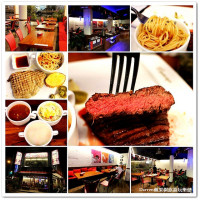 桃園市美食 餐廳 異國料理 義式料理 牛仔好忙原塊牛排(桃園建國店) 照片