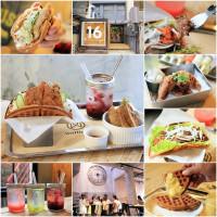 台南市美食 餐廳 異國料理 異國料理其他 鬆餅16號 照片