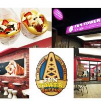 高雄市美食 餐廳 飲料、甜品 飲料、甜品其他 Fun Tower 日本軟式可麗餅 (高雄一心店) 照片