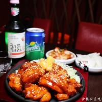 台北市美食 餐廳 異國料理 韓式料理 爺是雞 照片