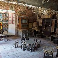 桃園市休閒旅遊 景點 古蹟寺廟 林家古厝 照片