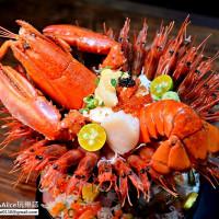 台北市 美食 餐廳 異國料理 日式料理 丼賞和食焼き物vs刺身丼 丼專門店 照片