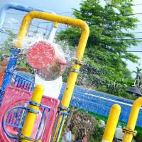 嘉義縣休閒旅遊 景點 公園 竹崎兒童親水公園 照片